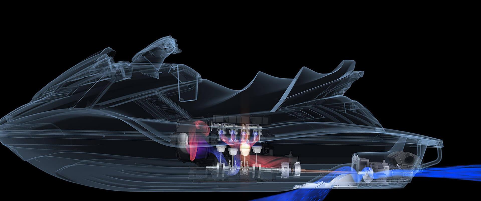 Yamaha Jet Ski Rebuild Machanics