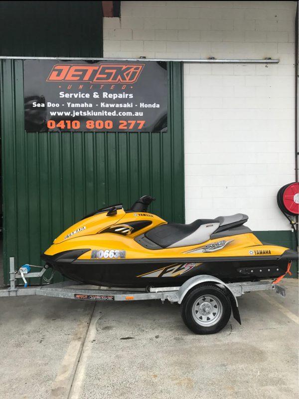2013 Yamaha FZS used jetski for sale Gold Coast